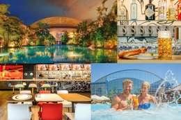 4 Tage für 2 im 3* Hotel ibis München Messe & 2 Tageskarten für die Therme Erding 001