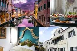 Italien Kurzurlaub in die einzigartige Stadt Venedig - Hotel Villa Gasparini