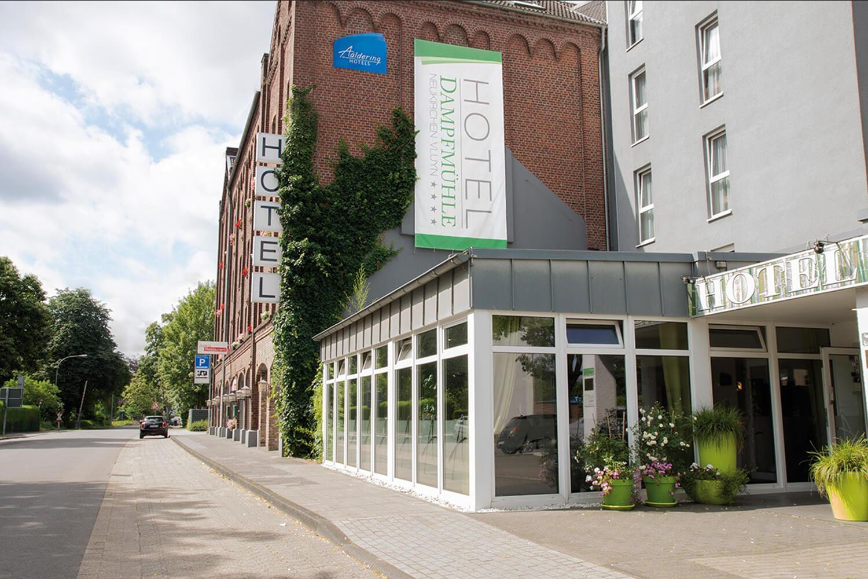 5 Tage Erholung für 2 im 4* Hotel Dampfmühle Neukirchen-Vluyn bei Moers