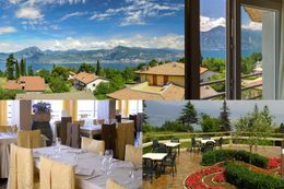 4 Tage Halbpension im 3* Hotel Bellavista in San Zeno di Montagna am Gardasee