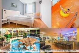 2 Tage Kurzurlaub zu zweit im a&o Köln Neumarkt & 2 Tickets für das Aqualand Köln