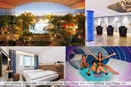 3 Tage zu zweit im H2 Hotel München Olympiapark inkl. 2 Eintrittskarten für die Therme Erding
